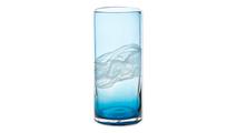 Ocean Waters Glass Vase
