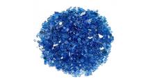Cobalt Blue Reflective Glass
