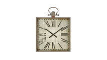 Cornersmith Wall Clock