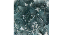 Gray Terrazzo Glass