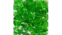 Light Green Terrazzo Glass