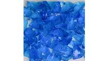 Turquoise Terrazzo Glass