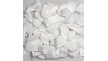 White Terrazzo Glass
