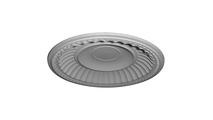 """59"""" Dublin Recessed Mount Ceiling Dome"""