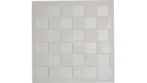 """24"""" Odessa Urethane Ceiling Tile Rear View"""