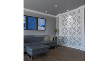 Daventry Decorative Fretwork PVC Wall Panel Room3 View