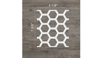 Westmore Decorative Fretwork PVC Wall Panels Extra Small