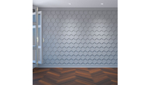 Westmore Decorative Fretwork PVC Wall Panel Room1 View