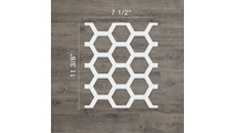 Westmore Decorative Fretwork PVC Wall Panels Small