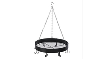 Round Hanging Pot Rack