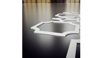 Anderson Decorative Fretwork PVC Wall Panel Thickness