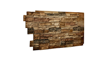 Stacked Stone Faux Siding Panel Saturn