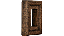 Universal Electrical Outlet Stonewall Faux Stone & Rock Siding Panel Java