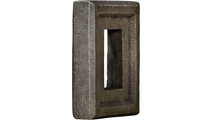 Universal Electrical Outlet Stonewall Faux Stone & Rock Siding Panel Slate