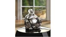 Happy Sitting Buddha Statue