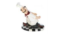 Italian Chefs Back Wine Holder