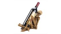 Skeleton Wine Bottle Holder