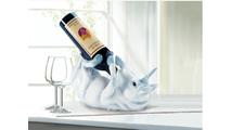 Unicorn Wine Bottle Holder