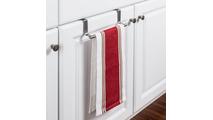 Over-the-Door Towel Bar