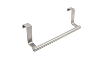 Over-the-Door Towel Bar in Stainless Steel