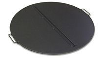 Round Folding Fire Pit Cover 58 Inch
