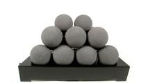 24 inch Alterna FireBalls Dark Gray