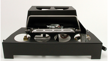 20 inch Alterna FireStone Black Burner Chassis