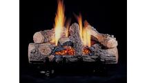 Evening Embers Single Burner Vent Free Gas Log Set