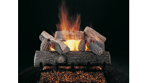 21 Inch Lone Star Vented Gas Log Set