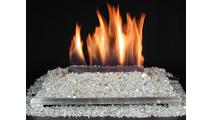 Platinum FireGlitter (SS Burner Shown)