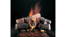 Evening Lone Star Indoor Vented Gas Log Set