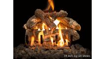 18 inch Arizona Weathered Oak Log Set