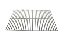 GGGRATESS | STAINLESS STEEL BRIQUETTE GRATE