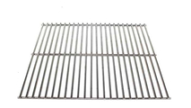 HHGRATESS | STAINLESS STEEL BRIQUETTE GRATE