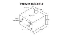 WBECS Box Dimension