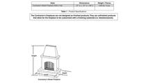 Contractor Model Specs