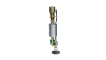 Commercial Grade Vulcan Fire Module With Flame Burst Feature - 24VAC