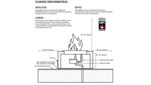 Clearance To Combustibles