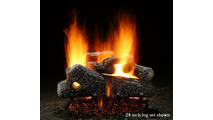Hargrove Classic Oak Gas Log