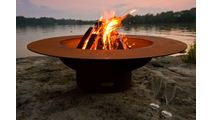 Magnum Gas Burning Fire Pit 54 Inches
