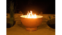 Crater Gas Burning Fire Pit 36 Inches