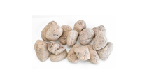 Cottage White Lite Stones Set Of 15 Stones