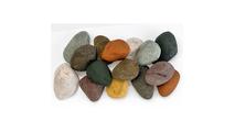 Beach Pebble Lite Stones Set Of 15 Stones