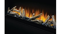 Log Set & Flame Detail