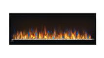 Multi Color Flame Detail