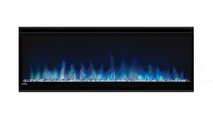 Flame Detail w/ Clear Media
