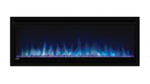 Blue Flame Detail