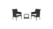 Outdoor Combination Sofa Set with Tea Table