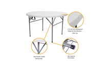 Outdoor Folding Utility Table
