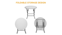 Outdoor Round Folding Table